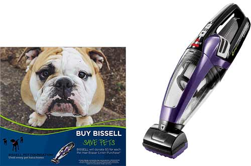 Bissell Pet Hair Erasers